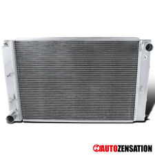 For Ford Mustang GT/SVT 1997-2004 2-Core MT Aluminum Racing Cooling Radiator