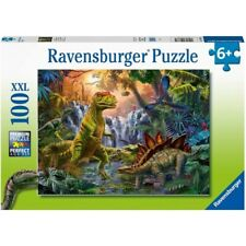Ravensburger Dinosaur Oasis Jigsaw Puzzle - 100pc