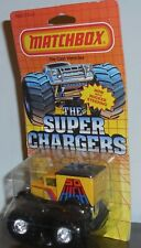 Matchbox Super Chargers SO HIGH Mosc New Monster Truck