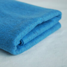 100% Pure Wool Felt Fabric -  1mm Thick - Mottled Pink, Blue, Green, Yellow