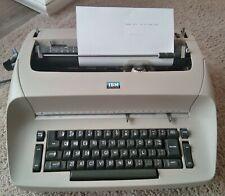 Ibm Vtg Selectric Electric Typewriter Model 72 Works