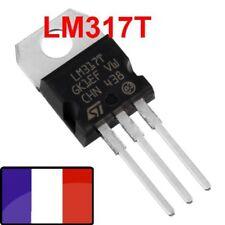 LM317T  Regulateur de Tension Ajustable ST LM317T TO220 - x1 LM 317 T