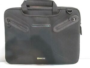 Evecase Protection Sleeve Carry Case for Laptop, iPad, etc. - Black -