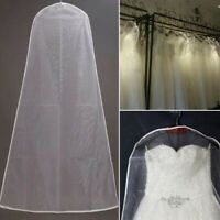 Dust Proof Cloth Cover For Suit Dress Wedding Gown Garment Bag Storage Protector