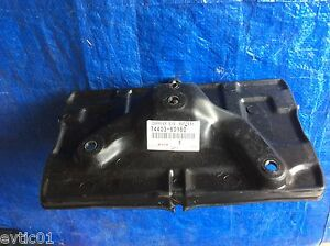 Landcruiser Fibreglass base battery tray HZJ75 HZJ78 HZJ79 74403-60160