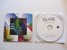 KEANE The Lovers Are Losing 2008 UK collectors acetate CD single