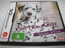 Nintendogs Dalmatian and Friends Nintendo DS 2DS 3DS Game *Complete*