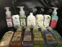 Bath & Body Works Deep Cleansing & Gentle Foaming Hand Soaps You Choose Scent