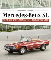 Mercedes SL Baureihe 107 280 300 350 380 420 450 500 560 SLC Buch book R107 C107
