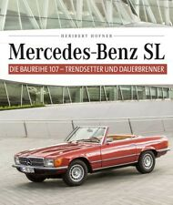 Mercedes-Benz SL Baureihe 107 R C 280 300 350 380 420 450 500 560 SLC Buch book