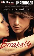 Breakable by Tammara Webber (2014, MP3 CD, Unabridged)
