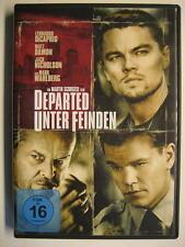 DEPARTED UNTER FEINDEN - DVD - LEONARDO DICAPRIO JACK NICHOLSON MARK WAHLBERG