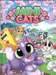 BD - MINI CATS, TOME 2 > SMILE / CRISSE, EVANA, EO KENNES