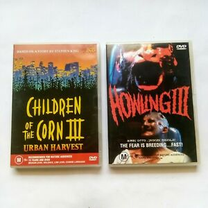 CHILDREN OF THE CORN 3 - Urban Harvest & HOWLING 3 - The Fear Is Breeding Fast