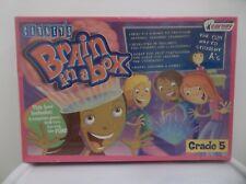 CARNEYS BRAIN IN A BOX GRADE 5 EDUCATIONAL GAMES PARENT TEACHER HOMESCHOOL NEW