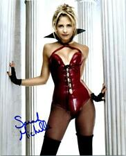 Sarah Michelle Gellar signed 8x10 Picture very nice autographed Picture and Coa