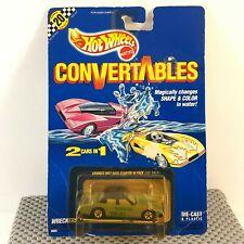 1990 Hot Wheels Convertables Wreckers Fab Cab #3935