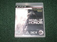 MEDAL OF HONOR (Playstation 3, 2010)