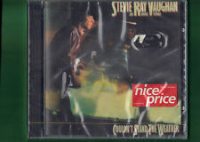 STEVIE RAY VAUGHAN -  COULDN'T STAND THE WEATHER  CD  NUOVO SIGILLATO