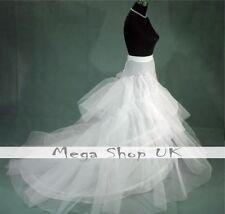 Accessoires jupon blanc pour la mariée