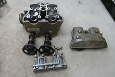 2003 POLARIS PREDATOR 500 ENGINE TOP END CYLINDER HEAD CAMS VALVES SPRINGS