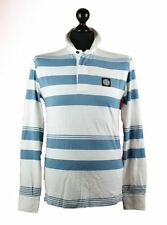 Stone Island Cotton Long Sleeve Casual Shirts & Tops for Men