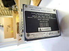 LAMBDA LCS-A-36 LINEAR POWER SUPPLY 36V 0.9A NEW