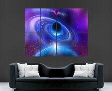 POSTER Pianeti Sistema Solare Spazio WALL ART PICTURE PRINT GRANDE ENORME