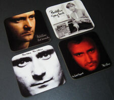 Phil Collins Album Cover Coaster Set