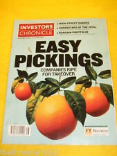 INVESTORS CHRONICLE - SUPERSTARS OF THE 1970s - APRIL 17 2003