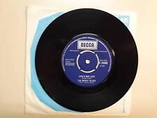 "MOODY BLUES:Life's Not Life- He Can Win-U.K. 7"" 67 Decca F.12543 Orig. Withdrawn"