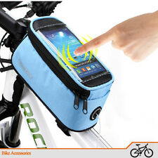 Bike Accessories - PVC Bicycle Bag Outdoor - Bike Bags for Cell Phone SmartPhone