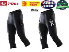 ORIGINAL 2XU COMPRESSION PANTS Mens Long Tights Pants Skins - ALL Sizes