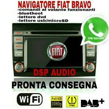 AUTORADIO ANDROID 10 Wi-FI FIAT BRAVO  2gb RAM  NAVIGATORE SISTEMA AUDIO DSP
