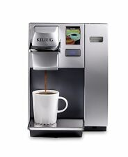 Keurig Kitchen Coffee Maker Adjustable Brewer One Size Lcd Touchscreen Silver