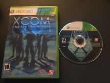 Xcom Enemy Unknown Xbox 360- TESTED & WORKS - SHIPS FAST