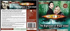Doctor Who, The Nightmare Of Black Island 2 cd set- read by Anthony Head