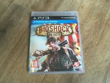 Bioshock Infinite - Playstation 3 game (PS3)