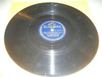 "GLENN MILLER OVER THE RAINBOW / DING DONG WITCH  10"" 78 VG Bluebird 10366"