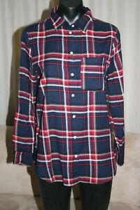 H&M Long Sleeve Shirt, Dark Blue, AU6, NWT, RRP$24.99