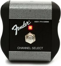 NEW Genuine Fender 1-Button Channel Switching Footswitch, 099-4052-000