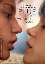 Blue Is the Warmest Color (DVD, 2014, Criterion Collection) FACTORY SEALED