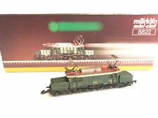 Märklin 8822 E-Lok Crocodile German Z Gauge Neuzsutand Original Box