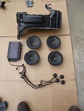 Audi A6 S6 RS6 4B Lautsprecher Bose Verstärker Soundsystem 4B0035399C 4B0035411