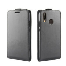 For Huawei P20 Lite/Pro Vertical Up&Down Flip PU Leather Case Wallet Stand Cover
