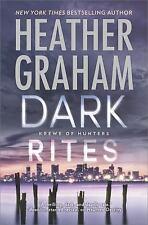 Dark Rites by Heather Graham (2017, Hardcover)