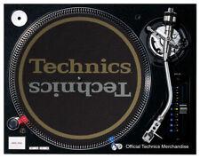 DMC Technics Edición Limitada Oro Plata logotipo (1 X Par) Official Merchandise