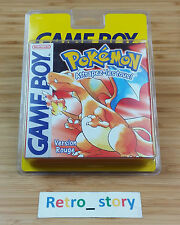 Nintendo Game Boy Pokémon Version Rouge NEUF / NEW PAL