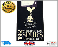 100% Official TOTTENHAM HOT SPURS Football Club Large Rug bedroom - Non Slip Mat