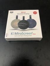1080P MiraScreen G2 WiFi Wireless Display HDMI Media Receiver Sealed